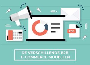 De verschillende B2B E-commerce modellen